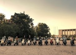 Cum a fost la Vespa Movie Night 2016