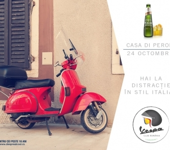 Vespa Season Closing Party 2017 @Casa di Peroni