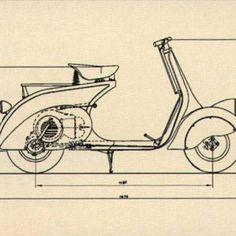 Vespa patent