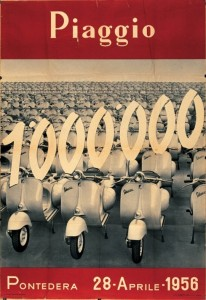 Vespa 1.000.000