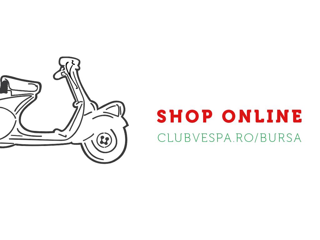 lansare shop online vespa club romania vespa club romania. Black Bedroom Furniture Sets. Home Design Ideas