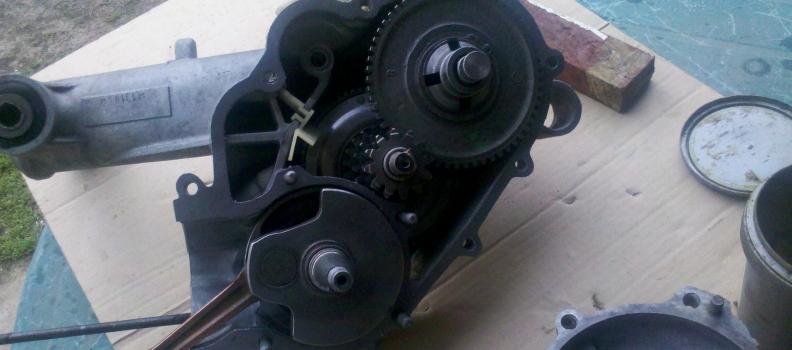 Reasamblare Motor