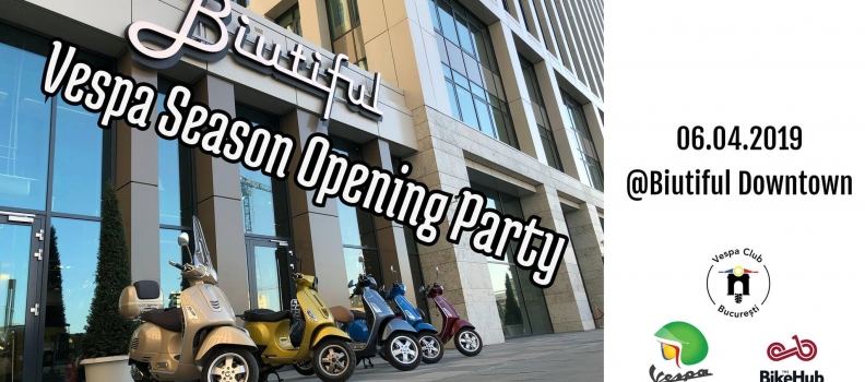 Opening Season Party 2019@Biutiful