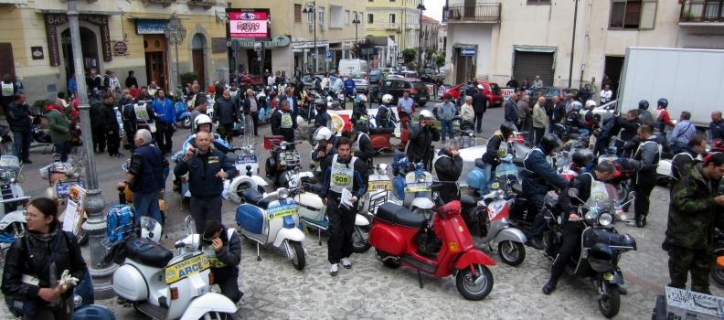 Giro dei Tre Mari 2013 – Vespa Club Bari