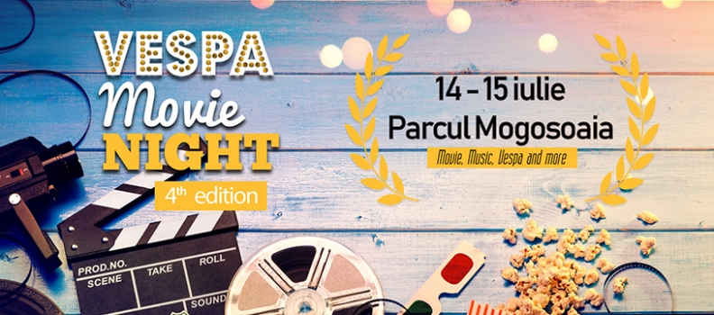 Vespa Movie Night 4th Edition – 2018 Poze