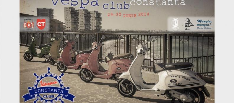 Lansare oficiala Vespa Club Constanta