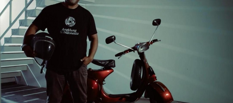 Why Vespa? …because of..