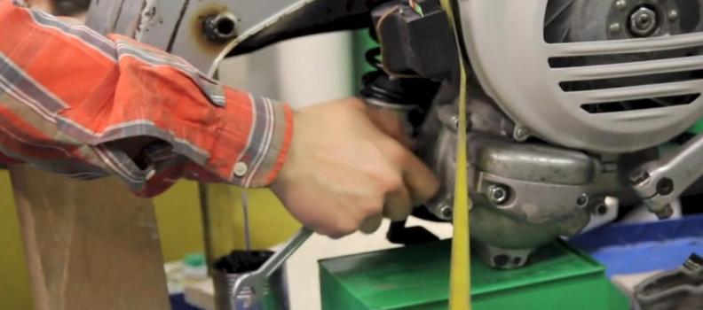 Vespa Sprint 150 – restaurare home made