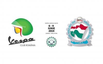 Vespa World Days 2019 – Zanka (Balaton) / Hungary