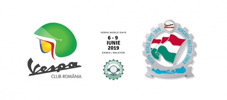Vespa World Days 2019 – Zanka (Balaton) / Hungary