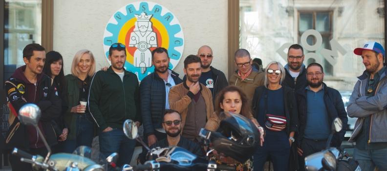 Closing party și lansare Vespa Club Cluj