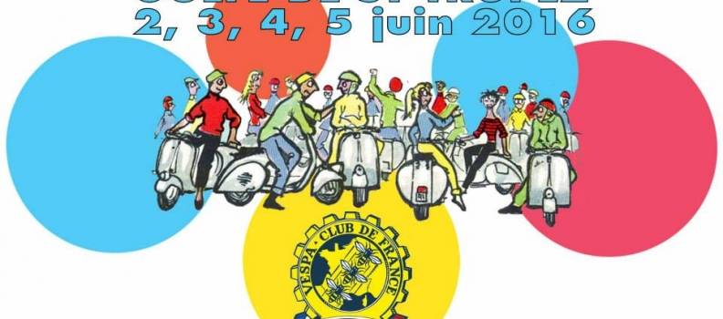 Vespa World Days 2016 – Golfe de Saint Tropez